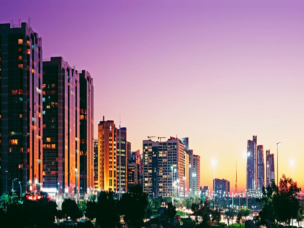 Emirati Arabi: attività all'aria aperta, sport ed escursioni
