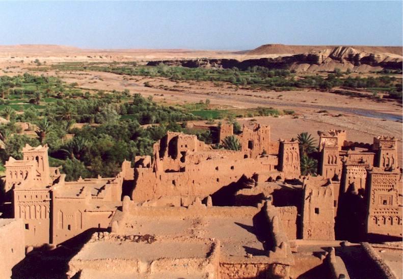 Marocco: attività all'aria aperta, sport ed escursioni