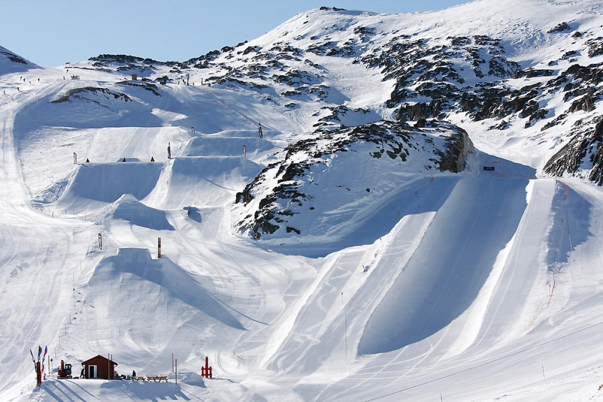 Les Deux Alpes – Sci e Snowboard 12 mesi l'anno