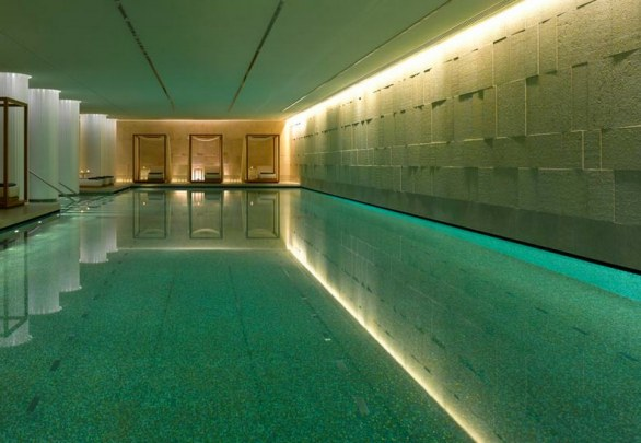 L 39 hotel bulgari a londra for Design hotel londra
