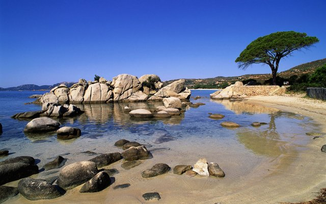 tamaricciu o la spiaggia del pino