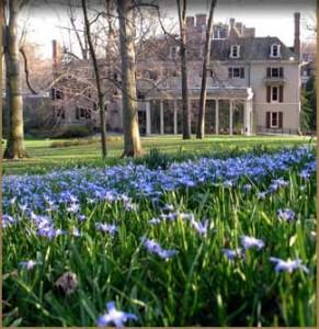 Winterthur giardino