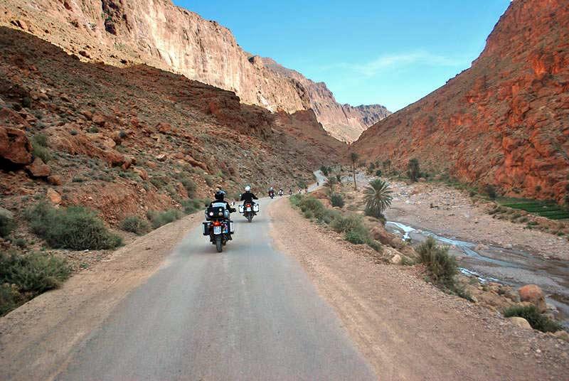 La via delle Casbah in Marocco Thumbnail