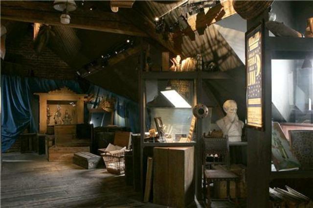 I musei pi belli di francia in taglia small for Maison de jules verne