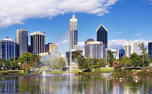 Perth: la città sempre in vacanza