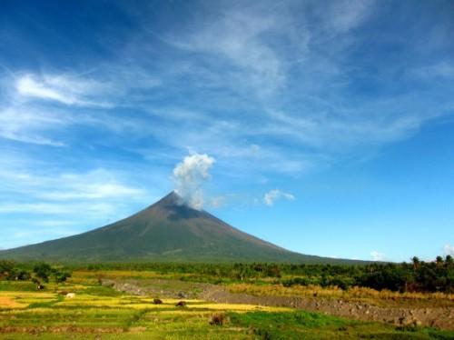 Vulcano Mayon