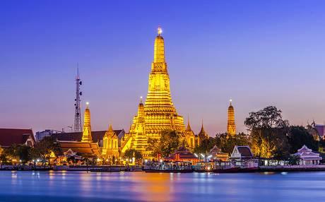 Bangkok il viaggio nel tempo