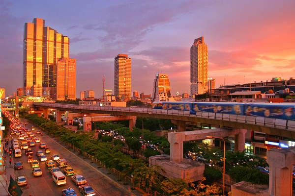Bangkok, il Songkran ed il festival dell'acqua Thumbnail