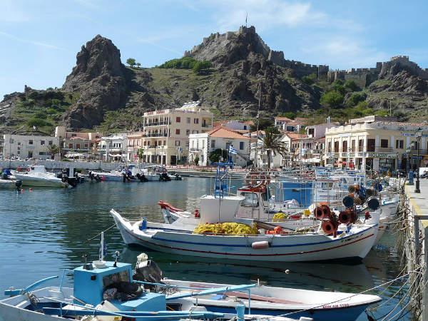 Le perle del Nord Egeo: Samos, Lesbo,Limnos, Icaria e Chio Thumbnail