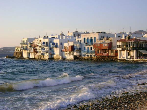Le isole greche: Mykonos