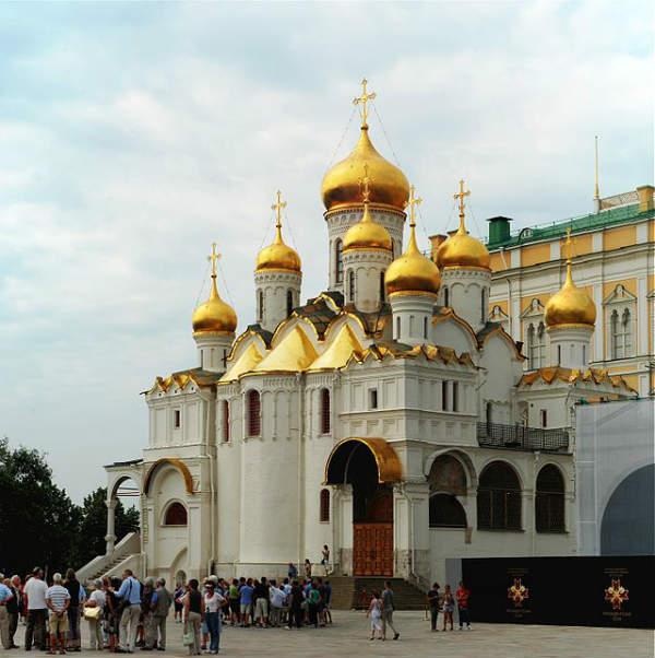 La Russia, San Pietroburgo e Mosca
