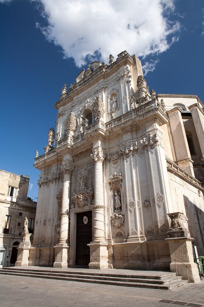 Lecce e le sue bellezze Thumbnail