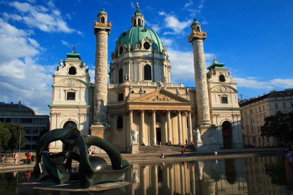 Cosa vedere a Vienna in estate Thumbnail