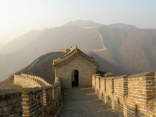 la Muraglia Cinese