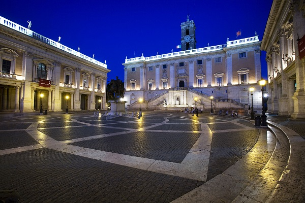 Le piazze di Roma Thumbnail