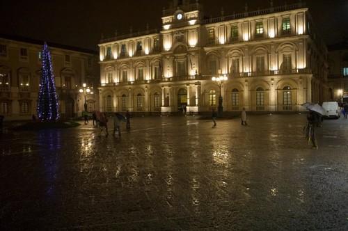 Piazza Università di Catania