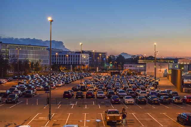 Come funziona il parcheggio a Fiumicino?